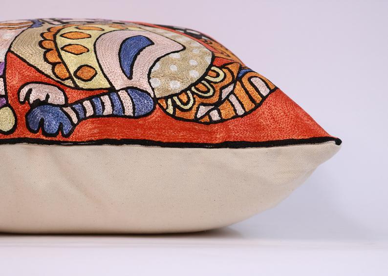 Picasso pillowcase