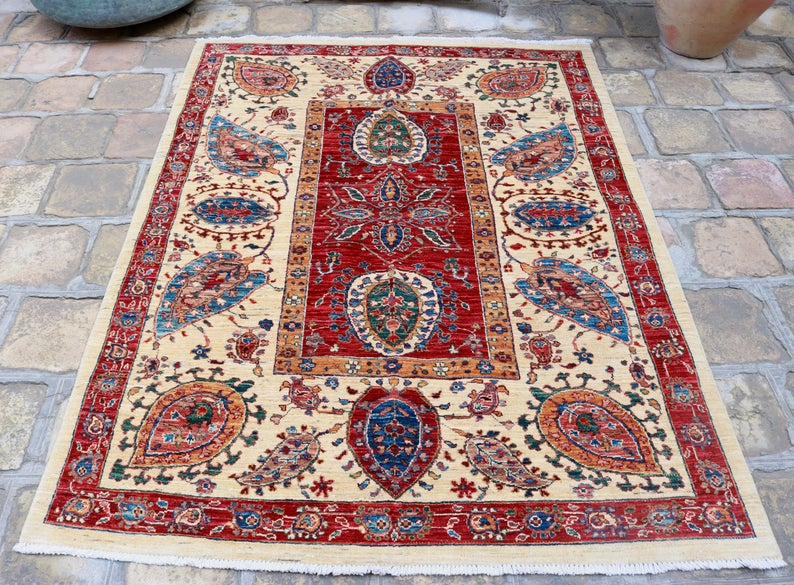 Uzbek hand made